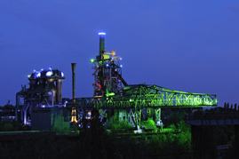 Umgebung und Sehenswürdigkeiten Hotel am Kamin, Duisburg